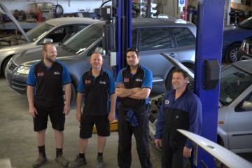 Wrack Auto Electrical - Workshop team