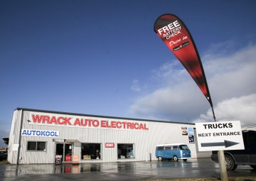 Wrack Auto Electrical