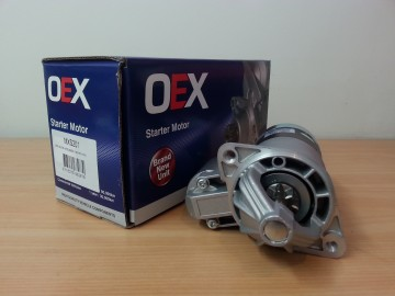 OEX starter motor - Wrack Auto Electrical