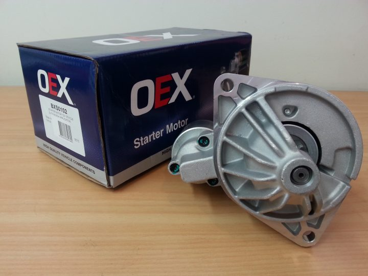 Starter motor refurbish or supply wrack auto whangarei oex starter motor wrack auto electrical publicscrutiny Images