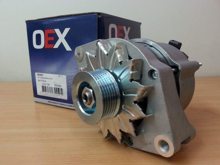 Wrack Auto - OEX alternator