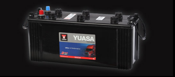 Yuasa Heavy Duty Batteries