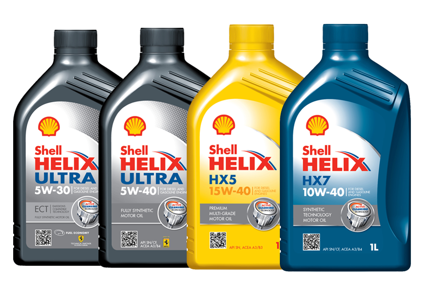 Shell helix car engine oil wrack auto whangarei for Types of motor oil