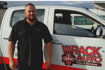 Wrack Auto Electrical - Parts team Nick
