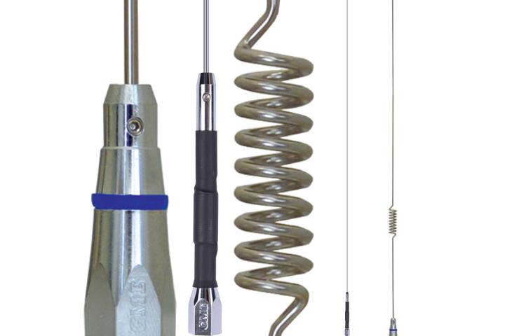 radio aerials and accessories