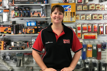 Wrack Auto - Workshop team Jacqui